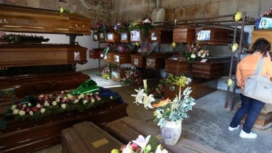 Palermo, veglia abusiva per i parenti uccisi: notte movimentata al cimitero dei Rotoli