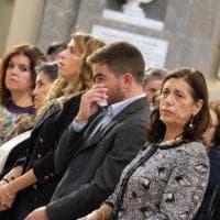 Sebastiano Tusa, folla ai funerali nella chiesa di San Domenico