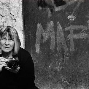 Palermo, a Letizia Battaglia il premio della fondazione tedesca Khythera