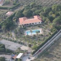 Confiscata una mega villa con piscina a Valenza,