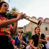 Palermo, in 35mila all'Albergheria per il Ballarò Buskers