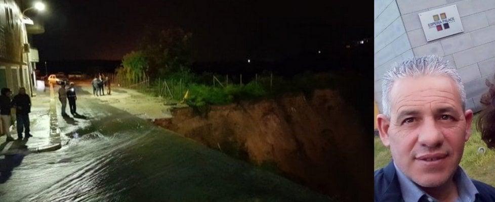 Siracusa, travolto da un'onda di fango: trovato morto agente penitenziario. Disagi in tutta la Sicilia