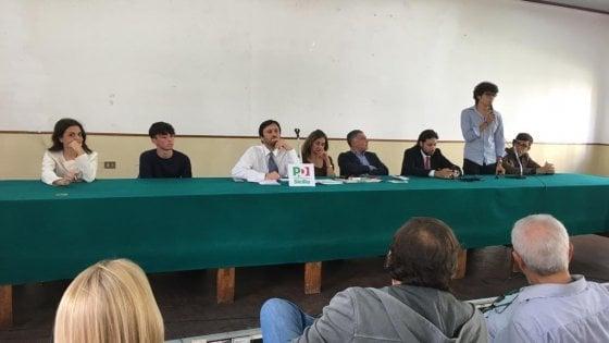 Palermo, il commissario dei dem riunisce il partito ed è subito bagarre
