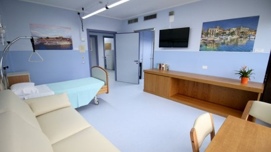 """Sanità, cure palliative: si inaugura un nuovo hospice alla clinica """"La Maddalena"""""""