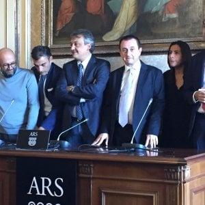 """Ars, nasce il gruppo Italia viva: """"Siamo contro i sovranisti, saremo una casa per i moderati"""""""