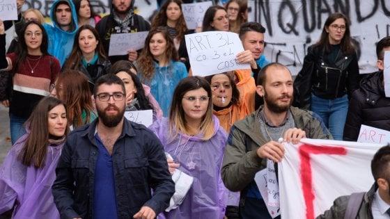 Università di Palermo, dopo le proteste degli studenti arrivano le prime 5mila borse di studio