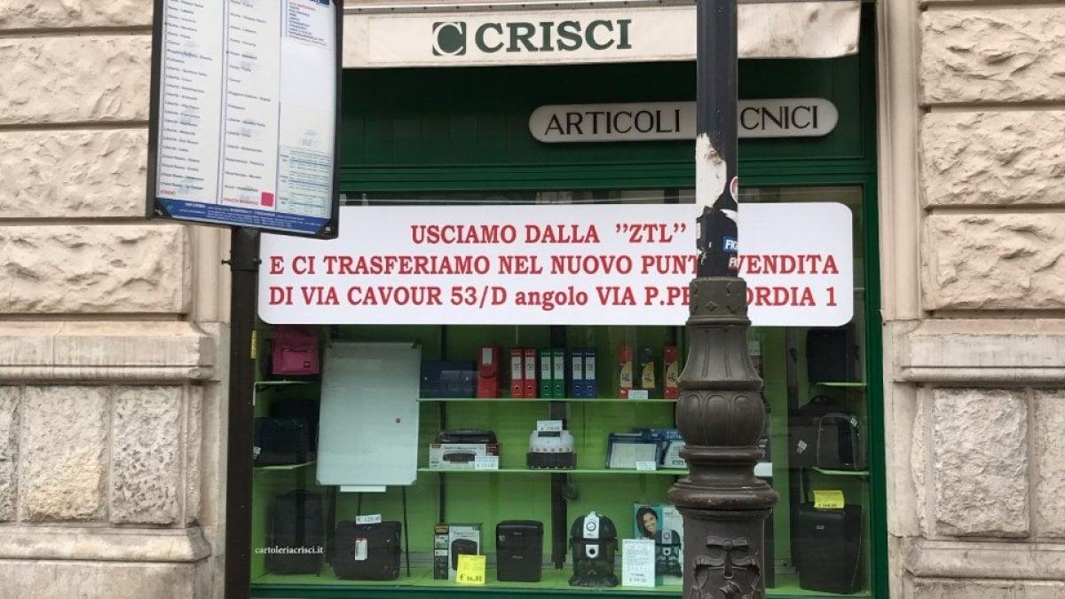 Palermo, Ztl e polemiche: trasloca la cartoleria Crisci - La Repubblica