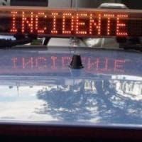 Palermo, incidente nella notte: muore motociclista di 42 anni