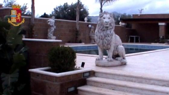 Palermo, i cinque del clan di Cosa Nostra col reddito di cittadinanza. Ecco la supervilla