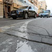 Palermo, le strade gruviera che nessuno rifà da più di dieci anni