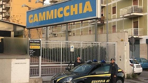 """Mafia, maxi sequestro per Gammicchia, il """"re"""" degli pneumatici.  """"I soldi di Cosa nostra nella sua azienda"""""""