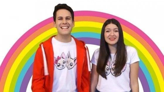 Sofia e Luigi, dal web al loro primo film - la Repubblica