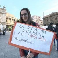 Palermo, studenti in piazza per il clima