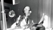 """Giardina, il futurista  che recitava versi  ai """"mostri"""" di Bagheria"""