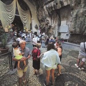 Il patto fra Regione e Chiesa per l'itinerario turistico su Santa Rosalia