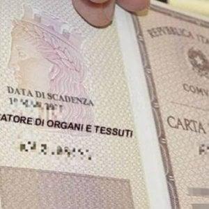 Donazione di organi, Sicilia penultima in Italia per dichiarazioni di volontà