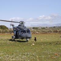 Trapani, i militari recuperati in aree ostili: le foto dell'esercitazione
