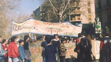 """Palermo, l'album della Pantera: riconoscetevi nelle  foto di 30 anni fa    Rep  :   """"Occupiamo"""", e nacque il movimento    I """"reduci"""" all'hotel Patria  Video"""