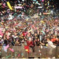 Capodanno a Palermo, in ballo i nomi di Gabbani, Stadio, Vibrazioni e Frassica