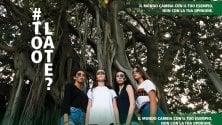 I manifesti per l'ambiente delle studentesse