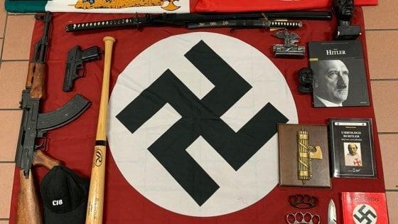 """I neonazisti inneggiavano a Borghezio e Bannon. """"Serve gente come loro"""". L'odio per Saviano"""