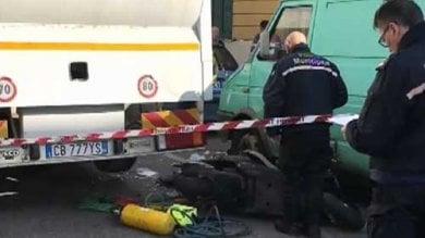 Messina, morta a dieci anni: condannata  la madre per omicidio stradale