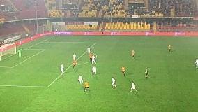 Trapani, naufragio a Benevento  i granata perdono 5 a 0