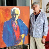 Due anni senza il pittore Aldo Pecoraino, poeta degli alberi