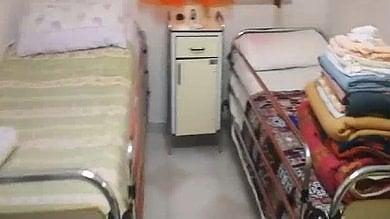 Campofelice, casa di riposo abusiva scoperta dalla polizia grazie a un drone