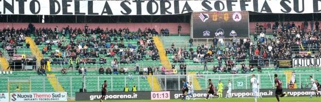 L'Acireale ferma il Palermo al Barbera I granata si impongono per 3-1
