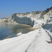Agrigento, la Sicilia candida la Scala dei Turchi a patrimonio Unesco