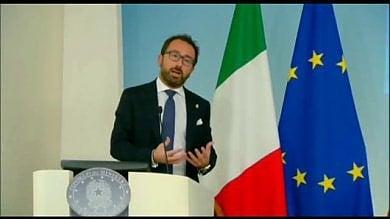 """Gli avvocati di Palermo: """"Il ministro Bonafede si dimetta"""""""