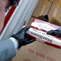 Palermo, con reddito di cittadinanza vende sigarette di contrabbando