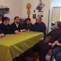 Palermo, il ministro Provenzano dalle sorelle Napoli: