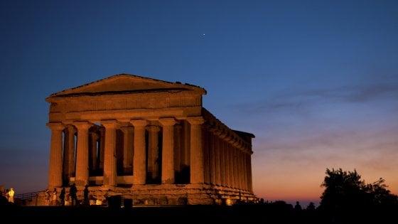 Regione: 20 milioni di euro per riqualificare i parchi archeologici siciliani