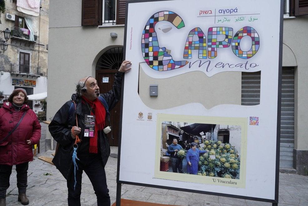 """Palermo, """"Da Capo a Capo"""" per riscoprire il quartiere"""