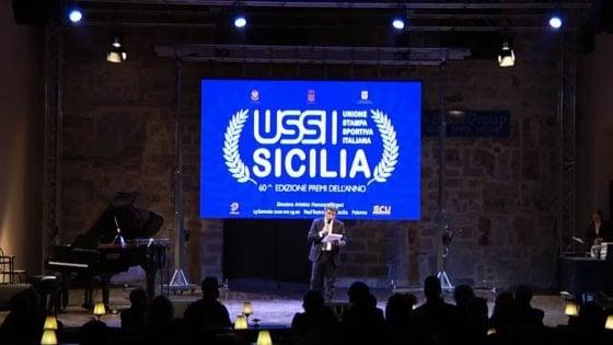 Palermo, al Santa Cecilia i premi dell'anno Ussi. Mirri sul palco