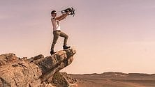 I droni del siciliano Cutietta per il film  record di Checco Zalone