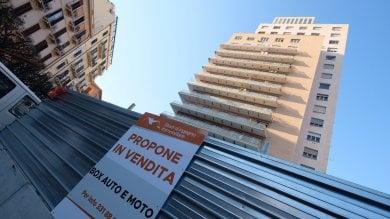Parcheggio interrato al grattacielo Ina  il Comune sospende i lavori