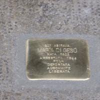 Giornata della Memoria, posa di due pietre d'inciampo a Palermo