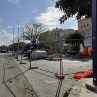 Palermo, il Foro Italico liberato dalla vecchia stazione di rifornimento