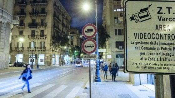 Palermo Parte Il 31 Gennaio La Ztl Notturna Fino A Maggio Il
