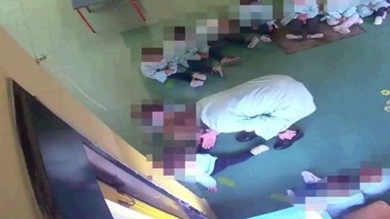 Vittoria, bimbi picchiati in asilo: arrestate due maestre