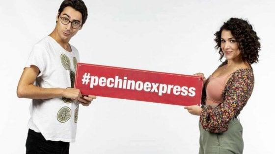 I Soldi spicci in affanno all'esordio a Pechino Express