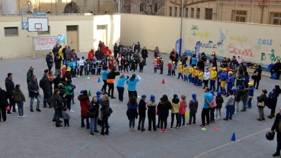Palermo, pallone vietato in oratorio: arriva don Corrado, interviene il Garante infanzia