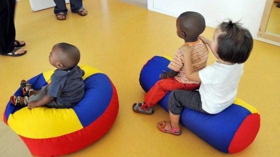 Palermo, chiuse le iscrizioni: aumentano i bimbi negli asili nido