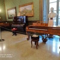 Un tesoro di pianoforti: mostra a Palazzo Comitini