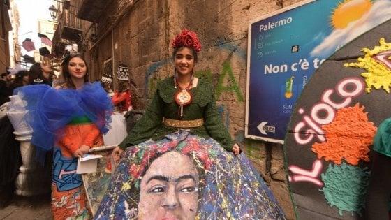 Le sfilate di Carnevale e lo spettacolo di Emma Dante, gli appuntamenti di sabato 22 febbraio