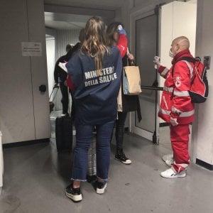 Sicilia, coronavirus: negli aeroporti pochi controlli sui passeggeri che arrivano dalle regioni del Nord