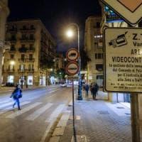 Palermo, Ztl notturna: duello finale di 30 minuti davanti ai giudici del